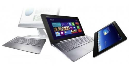 Asus lança 1º computador móvel 3-em-1