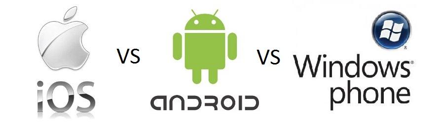 Quais as vantagens e desvantagens de cada sistema móvel?
