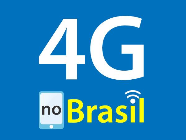 Conheça os celulares compatíveis com a rede 4G brasileira
