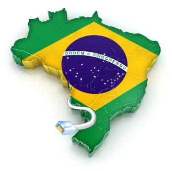 Por que a internet brasileira é tão lenta?
