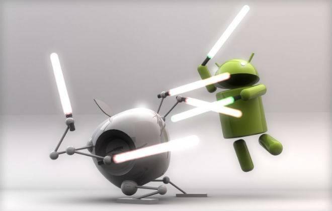 iOS paga mais para o desenvolvedor que o Android