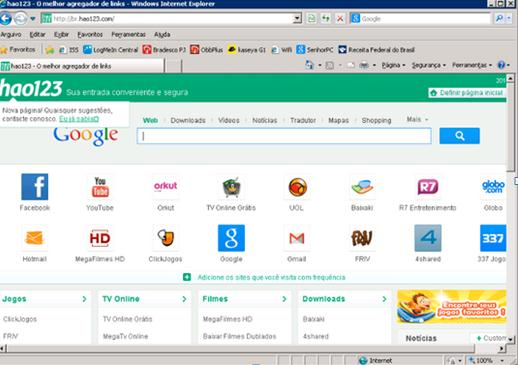 Como remover o Hao123 do Google Chrome e Mozilla Firefox