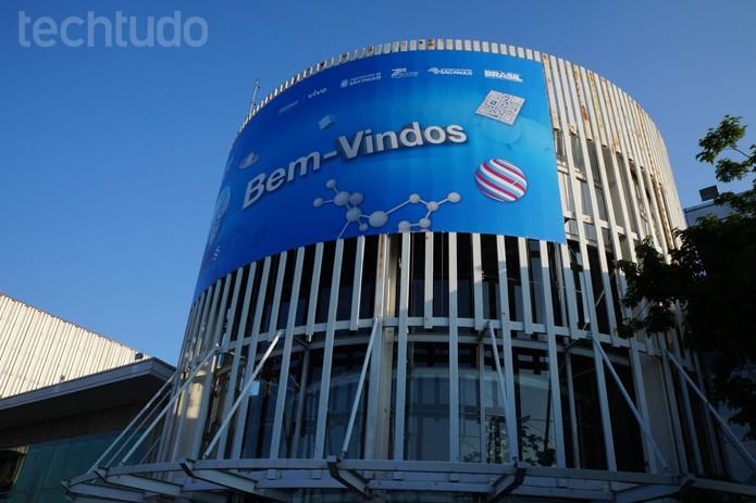 Cerimônia de abertura dá início à Campus Party Brasil 2014; sem buzinas
