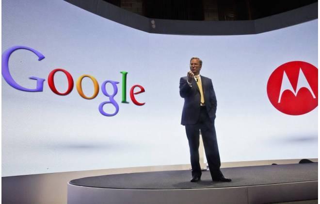 Google vende Motorola para a Lenovo por US$ 2,9 bilhões