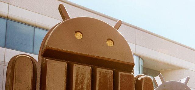 Novos aparelhos com Android poderão ser obrigados a rodar o KitKat