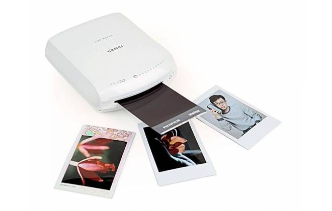 Impressora portátil para smartphones
