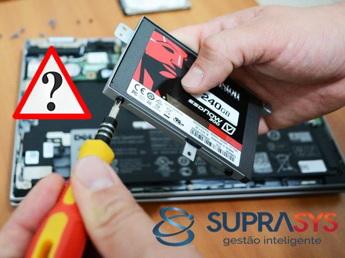 Veja as 5 coisas que você NÃO deve fazer com o seu SSD