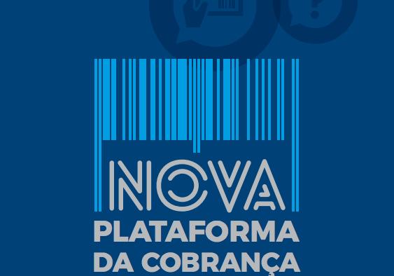 Nova Plataforma de Boletos de Pagamento-Cobrança Registrada
