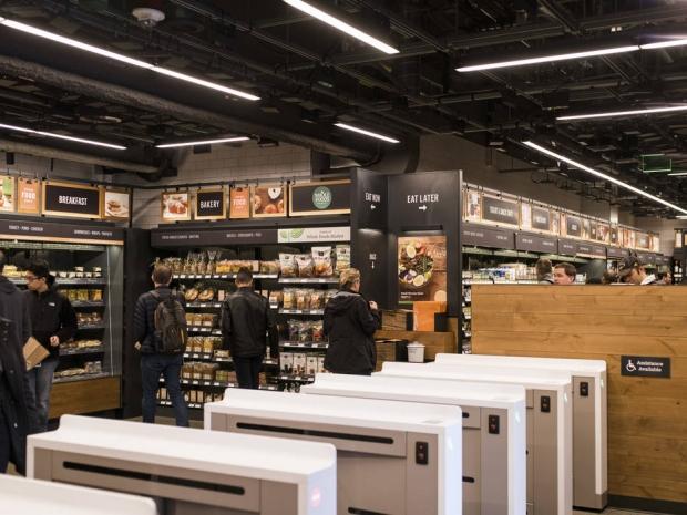 Conheça a 'loja do futuro' que a Amazon lançou nessa segunda-feira nos EUA