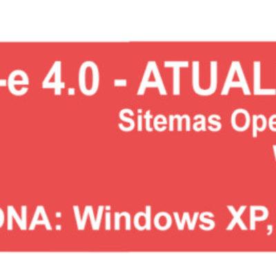 Atenção – Atualização do Windows para Emitir NFe.