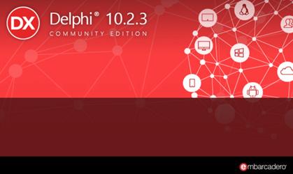 Delphi Versão Comunnity Edition